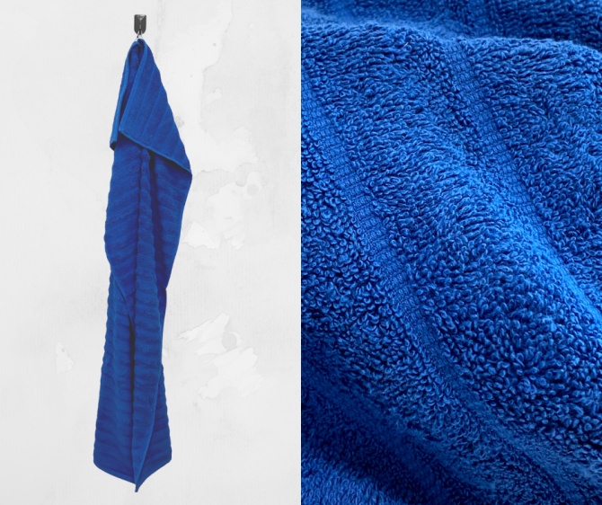 Ručnik Wave Plava