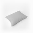 Jastučnica Ravno Platno - Siva