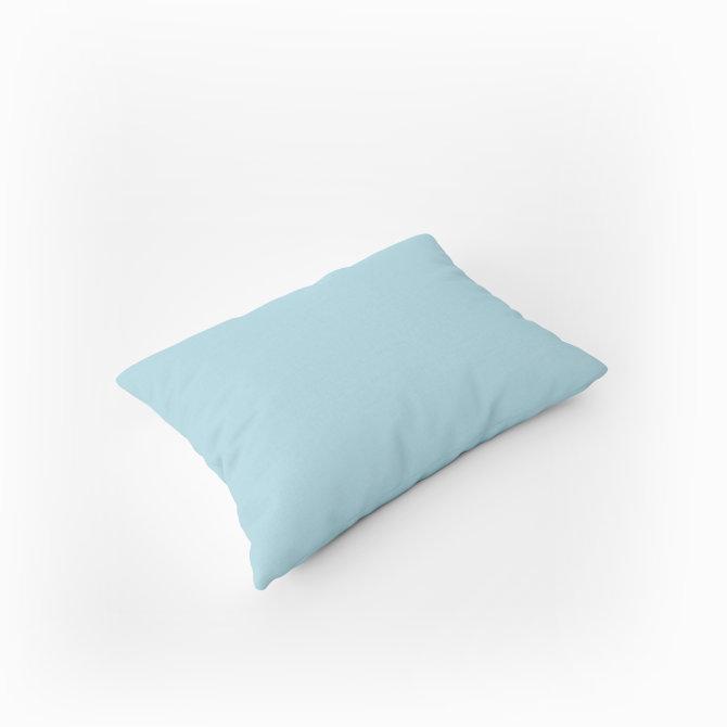 Jastučnica Ravno Platno - Plava