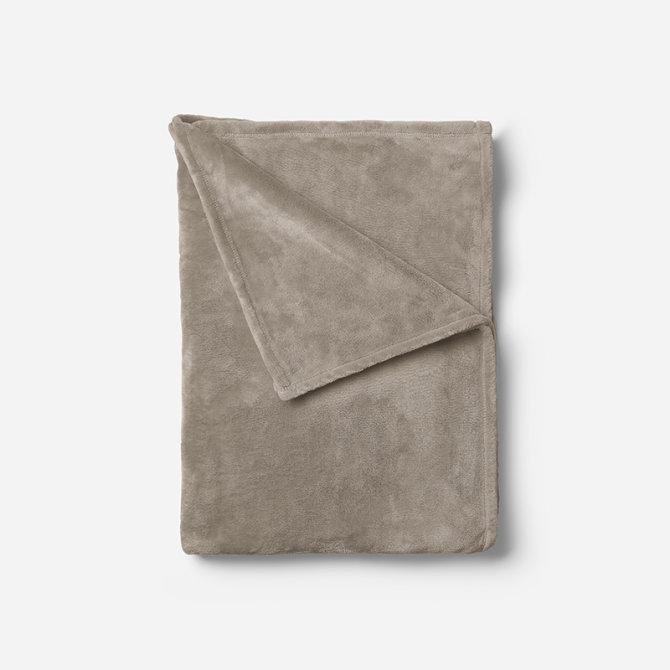 Blanket Flannel - Beige