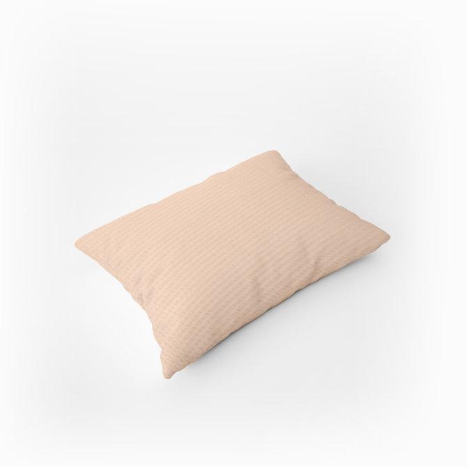 Jastučnica Krep - Narančasta