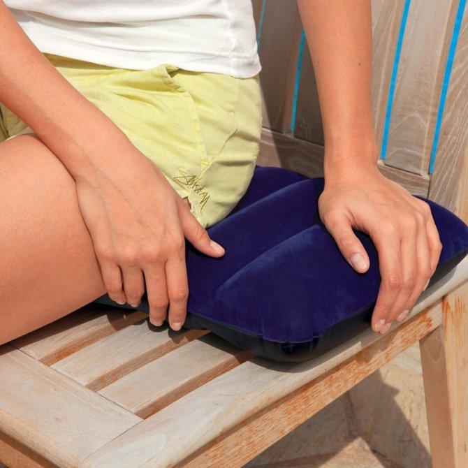 Intex zračni jastuk